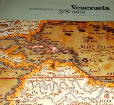 Archivo: Venezuela 500 años