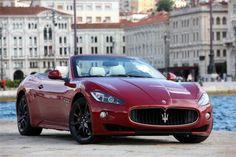 Maserati GranCabrio versione Sport