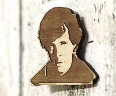 Sherlock pin bycandlelight27 at the We Make London Christmas Market 5th Dec 2014