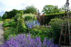 Wisley Garden: Mixed Borders