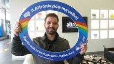 E a festa continua na #Altronix, com mais um dia de festejos. Parabéns Fernando e venha lá mais um bolo de aniversário!