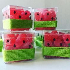 Image may contain: food Watermelon Birthday Parties, Fruit Birthday, Flamingo Birthday, Fruit Party, First Birthday Parties, Birthday Party Themes, First Birthdays, Kid Party Favors, Baby Party