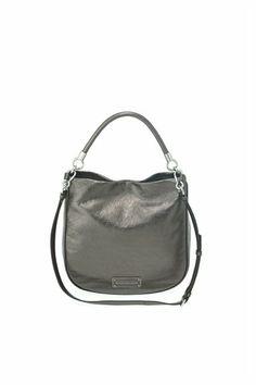 Too Hot To Handle Marc Jacobs Metallic Hobo bag Hobo Bag, Marc Jacobs, Gym Bag, Clothes For Women, My Style, Lady, Hot, Metallic, Handle