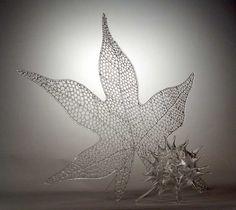 Robert Mickelsen escultor de cristal