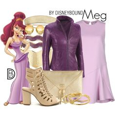 Disney Bound - Meg