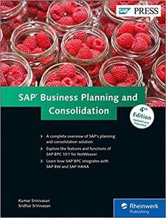 sap consolidation process