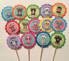 9ee3b0eeb66 25 Best Beanie boo party images