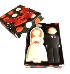 FEBNISCTE® Matrimonio-regali USB Flash Drive - un sposo e la sposa 8 GB: Amazon.it: Informatica