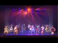 www.cruisejournal.de #Kreuzfahrt #Disney Wishes musical stage show highlights on Disney #Fantasy #cruise ship