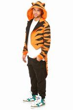 My current obsession: the tiger tuxedo jacket. I must find it!
