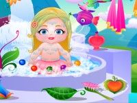 Its time to offer pampering hair treatment to Baby Fairy. Play Baby Fairy Hair Care game on topbabygames.com at http://www.topbabygames.com/baby-fairy-hair-care.html