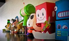 Nintendo and video game paper characters Interesting Topics, Need To Know, Video Game, Nintendo, Character Design, Web Design, How Are You Feeling, Coding, Toys