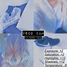 50 VSCO Cam Filter Settings for Better Instagram Photos
