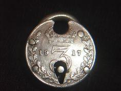 coin padlock
