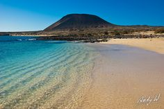 Playa de La Francesa - La Graciosa, Islas Canarias by Andreas Weibel, via Flickr