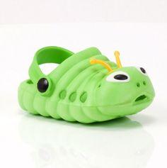Little EVA worm shoes - Ga'am & Co. Kids' Footwear - Events
