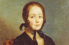 Предполагаемый портрет Анны Керн. 1840-е гг. «Я помню чудное мгновенье»