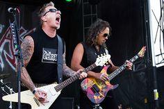 #Metallica Surprise Orion Fest With 'Kill 'Em All' Set