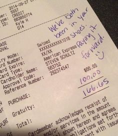 Couple Pays It Forward With Huge Tip For A Frazzled Waiter [Video]