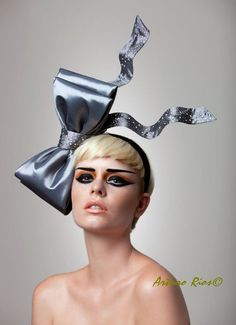 Love this guy's headpieces on Etsy-ArturoRios from L.A. -This is a New One!! pretty!
