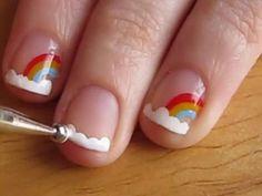 Nail art short nails 400x300 short nails nail designs