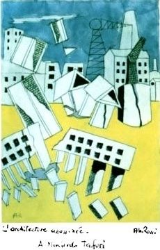 Also Rossi, The Assasination of Architecture - dedicated to Manfredo Tafuri