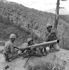 Ethiopian Soldiers in the Korean War