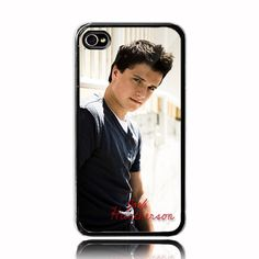 iPhone caseJosh Hutcherson iphone 4 4s or 5 case  by BIPShopCase, $14.00