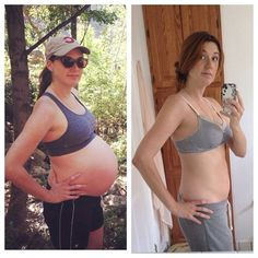 """Check out BM Burbank student, Bethany's story! """"I wanted to thank you all for how Bar Method put my body in badass shape for pregnancy, labor & recovery! The nurses were all impressed with my strength & one told me I was """"a really strong & efficient pusher...I truly believe Bar Method trained my body to be able to recover more quickly and regain my pre-preggo status.  I can't thank you all enough. """""""