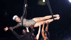 Pink's Grammys 2014 'Try' Performance Shows Off Acrobatics (Video) My girl did it again, just love, love ,love her