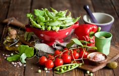 The Pegan Diet - The Hottest New Diet of 2015 That You Haven't Heard Of - Totally makes sense.