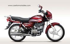 Hero Splendor Pro Motorcycle Palace Maroon Colour