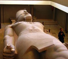 The Colossus of Memphis - Memphis, Egypt - Photo