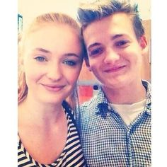 Sophie Turner and Jack Glesson
