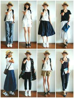 LEPSIM LOWRYS FARMのパンツ「タックショートパンツAW 509917」を使ったu.e.made*のコーディネートです。WEARはモデル・俳優・ショップスタッフなどの着こなしをチェックできるファッションコーディネートサイトです。