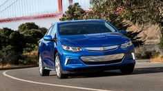 The 2016 #Chevy #Volt is a step up in every way! http://www.foxsports.com/motor/story/car-review-test-drive-second-generation-chevrolet-chevy-volt-071116