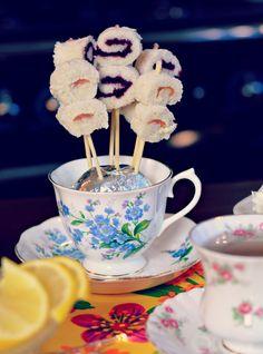 Foodio: Hapjes Voor Bij De High Tea!