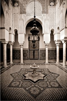 Morocco. I love their style & colors