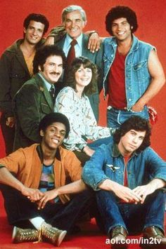 Welcome Back, Kotter -- TV show