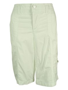 Style & Co. Women's Tummy Control Skimmer Bermuda Shorts