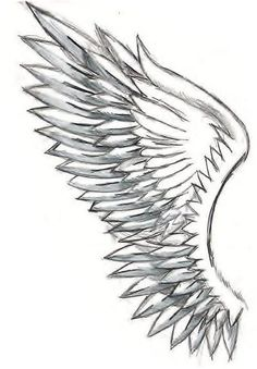 Realistic Drawing Tips Sketches Of Angel Wings Related Keywords Drawing Tips, Drawing Sketches, Cool Drawings, Pencil Drawings, Drawing Reference, Sketching, Wings Sketch, Angel Sketch, Angel Wings Drawing