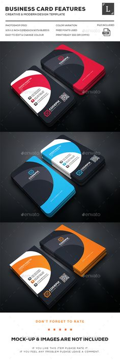 Soft Creative Business Cards Template PSD. Download here: http://graphicriver.net/item/soft-creative-business-cards/16294959?ref=ksioks