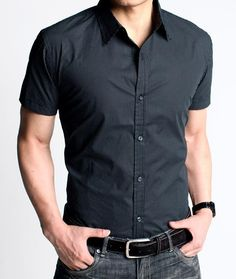 DMC070-in Casual Shirts from Apparel & Accs.
