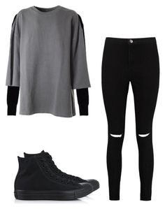 Jimin Save me MV by jessy-693 on Polyvore featuring moda, adidas Originals, Les 100 Ciels, Boohoo and Converse