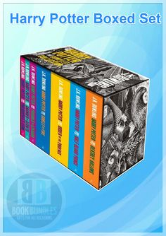 7 Beautiful Harry Potter Collections Pinterest Box Sets And Books