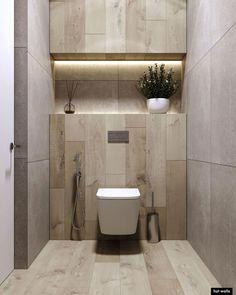 How to Pull Off a Minimalist Bathroom Bathroom Design Luxury, Bathroom Design Small, Bathroom Layout, Modern Bathroom, Ikea Bathroom, Bathroom Splashback, Toilette Design, Wc Design, Small Toilet Room