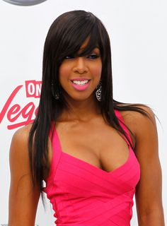 """Los Angeles, Feb 4: Singer Kelly Rowland, who is busy preparing for her wedding with Tim Witherspoon, says that the extravaganza is like their """"gift"""" to themselves. Description from realbollywood.com. I searched for this on bing.com/images"""