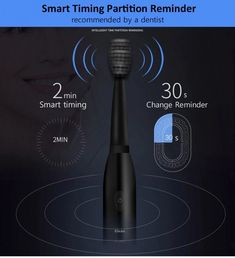Specification: Material: ABS / TPE / DuPont nylon bristle Charging mode: charging Voltage: Power: Product Features: Powerful cleaning up to… Ultrasonic Toothbrush, Water Flow, Whitening, Abs, Crunches, Abdominal Muscles, Killer Abs, Six Pack Abs
