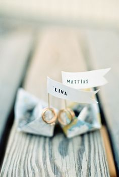 Modern Swedish nautical wedding  {The Frosted Petticoat}