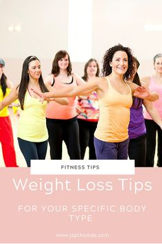 Did you know that you may not be working out properly for your body type? Keep reading to learn your specific body type and the best exercises to help you lose weight and get in shape